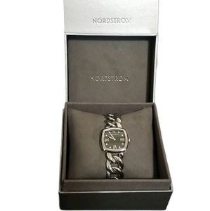 David Yurman Stainless Steel Diamond Albion Watch